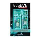 Kit Shampoo + Condicionador Elseve Hydra Detox