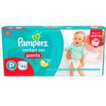 Fralda Pampers Confort Sec Pants Tamanho P