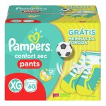 Fralda Pampers Confort Sec Pants Tamanho XG
