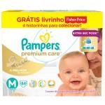 Fralda Premium Care Tamanho M