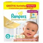 Fralda Premium Care Tamanho G