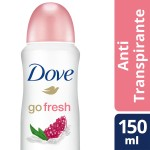 Desodorante Aerosol Dove Go Fresh Verbena