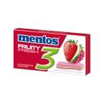Goma de Mascar Mentos Fruit 3