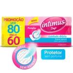 Protetor Diário Intimus Days Sem Perfume