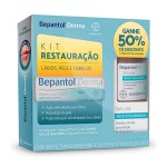 Kit Bepantol Derma Labial + Derma Solução