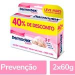 Kit Creme para Prevenção de Assaduras Dermodex Prevent