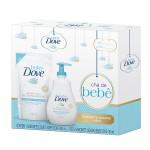 kit Sabonete Líquido Dove Baby Hidratação Enriquecida + Refil