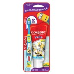 Kit Escova Dental Colgate Minions + Gel Dental