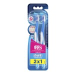 Kit Escova Dental Oral-B Pro-Saúde 7 Benefícios Macia