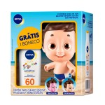 Kit Protetor Solar Sensitive Nivea Sun Kids FPS60 + Boneco