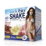 Kit Redubío Shake Slim Sabor Morango, Chocolate e Baunilha