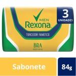 Kit Sabonete Rexona Torcedor Fanático