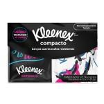 Lenços de Papel Kleenex Compacto