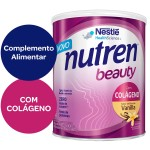 Complemento Alimentar Nutren Beauty sabor Vanilla