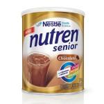 Suplemento Alimentar Nutren Senior Sabor Chocolate