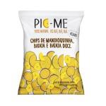 Chips de Mandioquinha, Batata e Batata Doce Pic-me