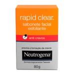 Sabonete Esfoliante Facial Deep Clean Anti Cravos