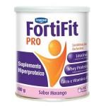 Suplemento Hiperproteico Fortifit Pro Sabor Morango