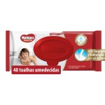 Toalhas Umedecidas Huggies Supreme Care