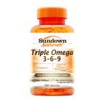 Triple Ômega 3-6-9 Sundown