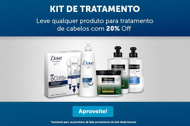 kit tratamento
