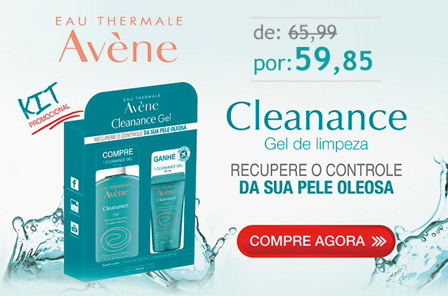kit cleanance gel