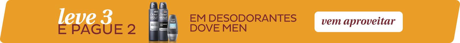 Desodorante Dove Men