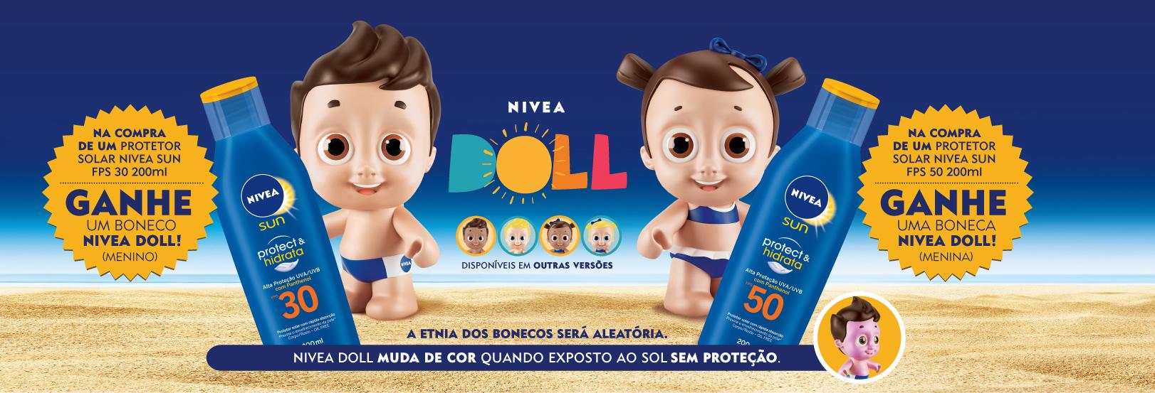 nivea doll