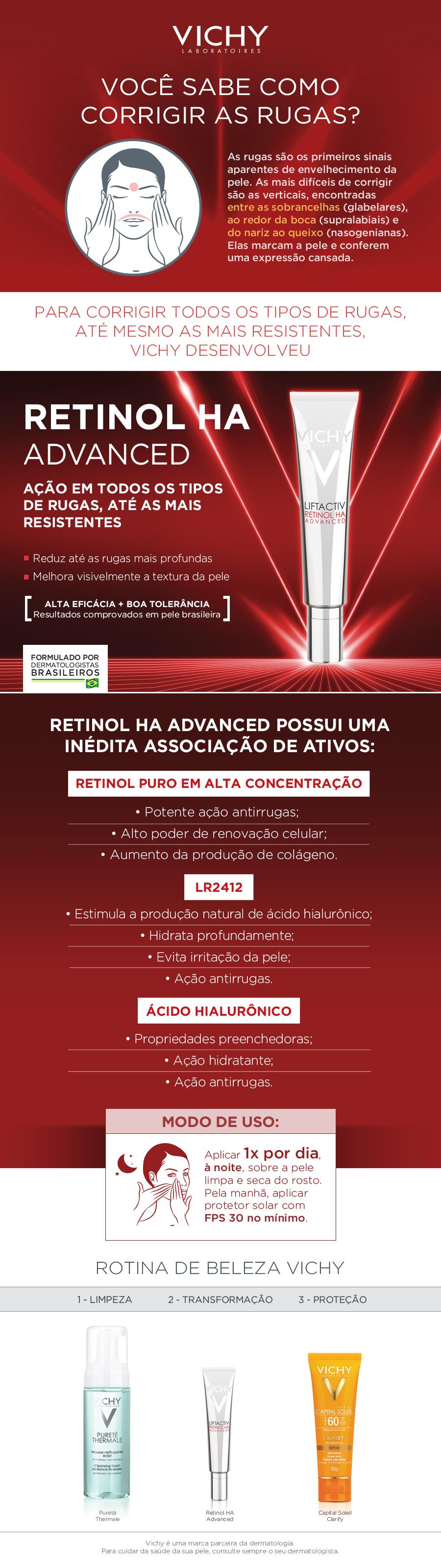 retinol ha